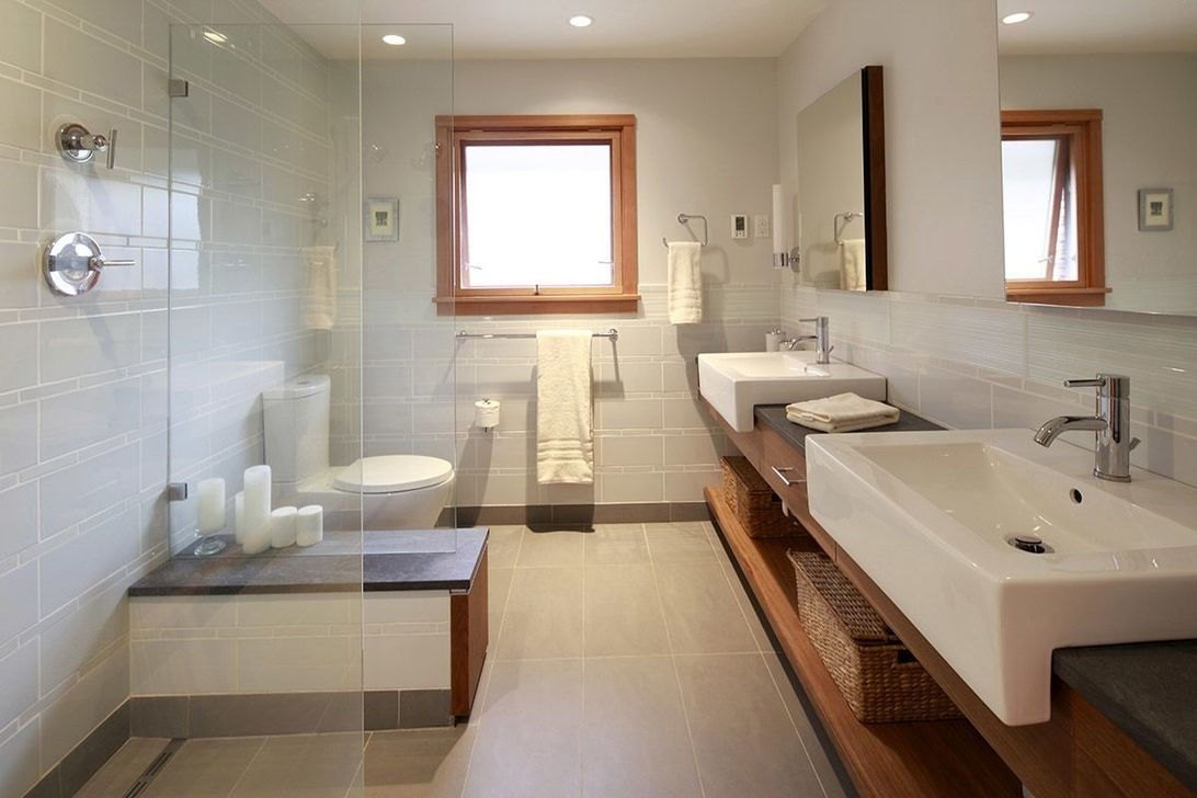 Incredible Curbless Shower Ideas For House33