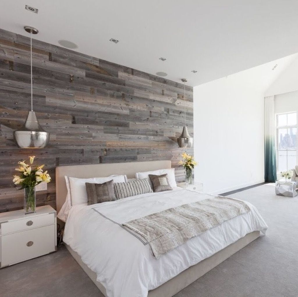 Wonderful Bedrooms Design Ideas With Vintage Touch That Will Thrill You35